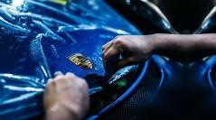 Porsche GT4 PPF